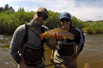 Day Trip Denver Fly Fishing Wade Trip near Denver, Colorado