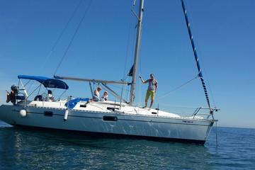 4 Hours Sailing Trip on the Mediterranean from Estepona