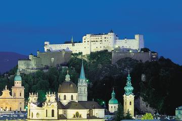 Expérience dîner à la forteresse Salzbourg et concert de Mozart à...