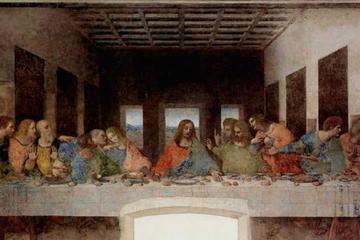 """Biljetter till Leonardo da Vincis """"Nattvarden"""" och MilanoCard"""