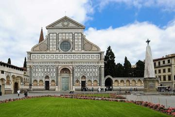 Churches of Florence: Santa Maria Novella and Opera del Duomo Complex...