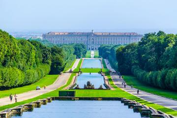 Eintritt zum Königspalast Caserta