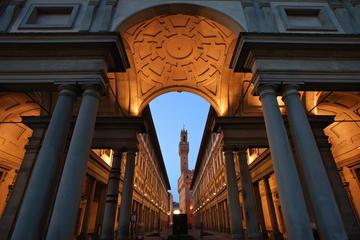 Skip-the-Line Combo ticket: From Palazzo Vecchio to Uffizi