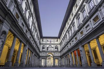 Skip-the-Line Uffizi Gallery with...