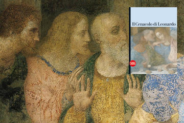 The Last Supper Entrance Ticket plus Leonardo's Cenacolo Book