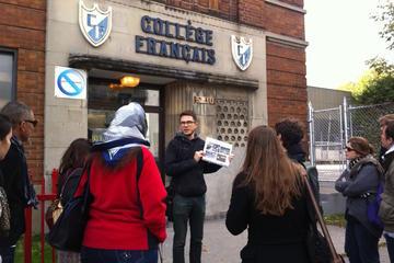 Rabbins, écrivains et militants radicaux: visite guidée historique