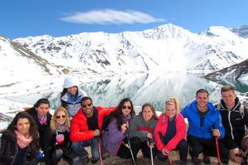 Excursión de día completo al Valle del Maipo y el embalse El Yeso