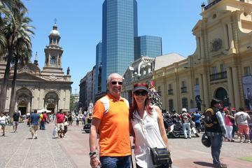 Private Layover: Full-Day Santiago Tour