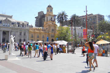 Private Tour: Half-Day Santiago...