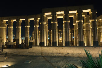 Half Day Tour East Bank Karnak and Luxor Temples