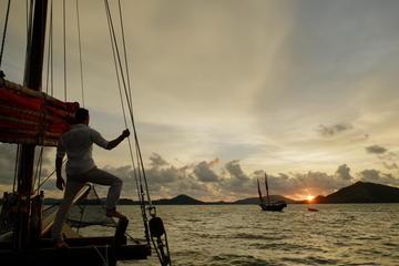 Sunset Dinner Cruise of Phang Nga Bay...