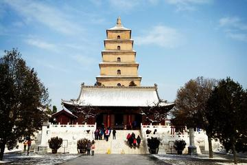 2-Day Xi'an Essential Private Tour of Terracotta Army and City Sightseeing