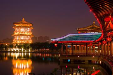 3-Hour Xi'an Evening Tour of Tang Paradise