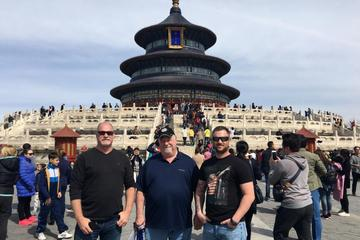 Beijing Private Imperial Day Tour