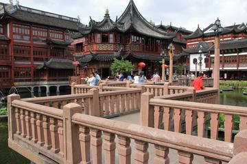 Classic and Modern Shanghai Full-view Sightseeing Small Group Day Tour