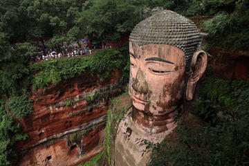 From Chengdu: All-Inclusive Leshan Giant Buddha Private Day Tour
