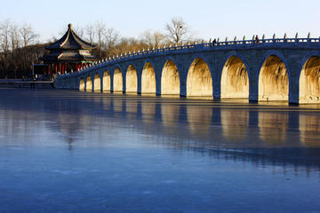 Great Wall and Royal Park Group Tour in Beijing