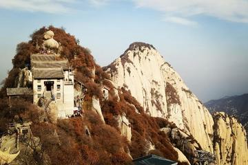 Huashan Mountain Hiking Tour from Xi'an