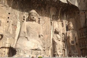 Luoyang Highlights Day Trip of Longmen Grottoes and Shaolin Temple