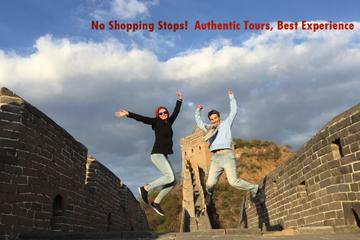 Mutianyu Great Wall Hiking Private Tour With Airport Transfer