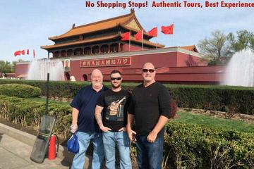 Private Day Tour of Beijing City Overview with Airport Transfer