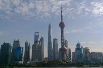 Private Shanghai Classic City Tour With Huangpu River Cruise