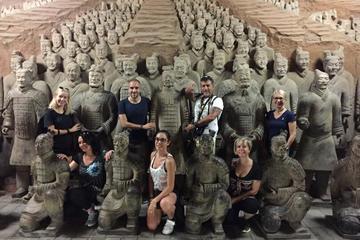 Terracotta Warriors, Hanyangling Museum, Dumplings Dinner and Evening Show