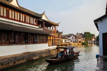 Zhujiajiao Ancient Town and Night...