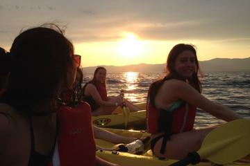 Sunset Sea Kayaking Tour in Split