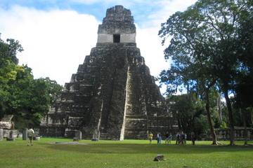 2-Day Trip to Tikal and Yaxha Ruins