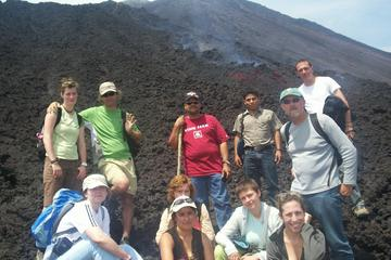 Pacaya Trek Volcano Round-Trip Transportation from Antigua