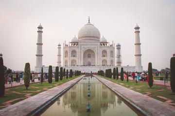 Private Day Trip to Agra Including...