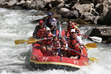 Book Brown's Canyon Full Day Rafting on Viator