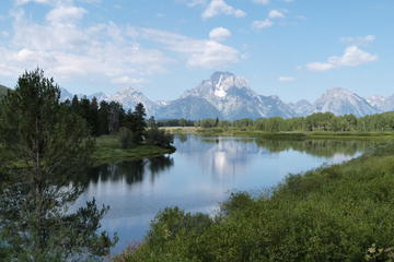 Full-Day Grand Teton Tour from Jackson