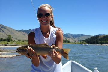 Half-Day Snake River Fishing Trip...