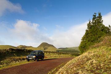 Excursão à ilha Terceira de 4x4...