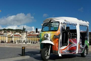 Lisbon City Tour -  Tuk Tuk Electric