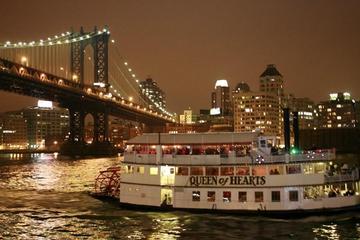 Crociera dei fuochi d'artificio per il 4 luglio a NYC con open bar e