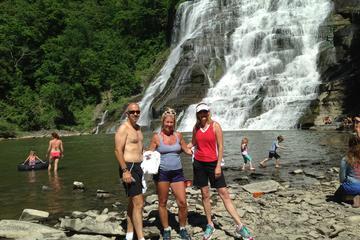 Ithaca Waterfalls Sightseeing Tour...