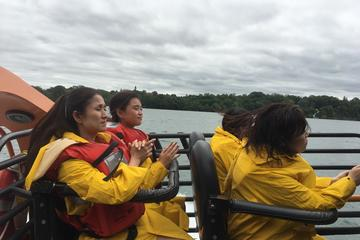 Day Trip Niagara Falls Sightseeing tour of USA Side plus Jetboat near Niagara Falls, New York
