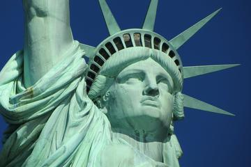 NYC Package: Hop-on Hop-off Bus Tour, Statue of Liberty and Airport Transfers