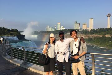 Tagestour zu den Niagarafällen mit Flug ab Boston