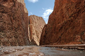 5 Übernachtungen Atlasgebirge Felsklettern ab Marrakesch in kleiner...