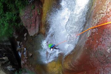 5 Nächte Canyoning-Escape in kleiner Gruppe in den Mittleren Atlas...