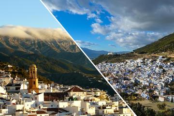 Excursion au sud de l'Espagne et au Maroc: visite guidée avec 8...