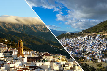 South Spain and Morocco Discovery Tour: 8-Nights Guided Tour from...
