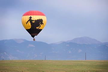 Book Colorado Springs Sunrise Hot Air Balloon Flight on Viator