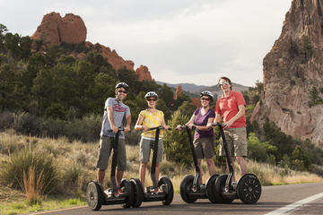 Day Trip Garden of the Gods Segway Tour - Juniper Loop near Colorado Springs, Colorado