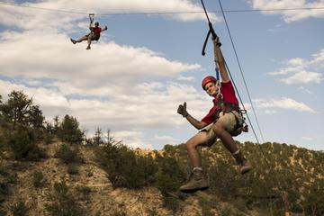 Manitou Springs Zipline and 4x4...