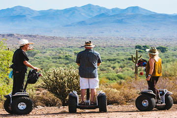 Day Trip SEGWAY TOUR - Fort McDowell - Off-Road near Scottsdale, Arizona